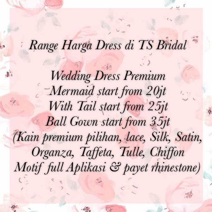 PRICE LIST by TS BRIDAL BALI - 004