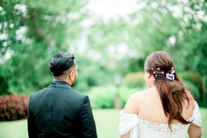 David & Amora wedding by TS BRIDAL BALI - 005