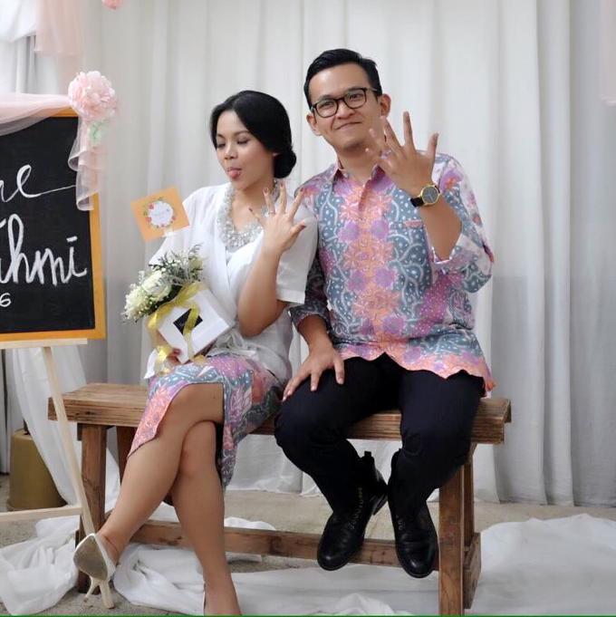Flower Engagement by Benangsari Flower Studio - 008