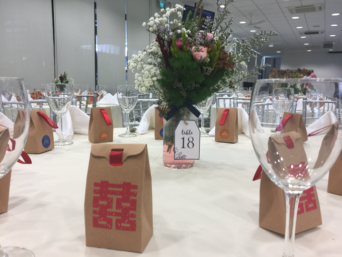 Wedding of Min Kok & Ros by Royal Catering Services Pte Ltd - 016
