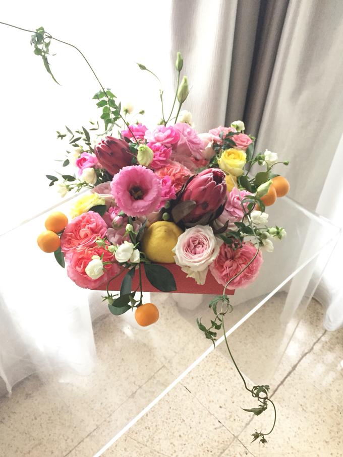 Floral Journal  by D'Alexandra Flowers - 011