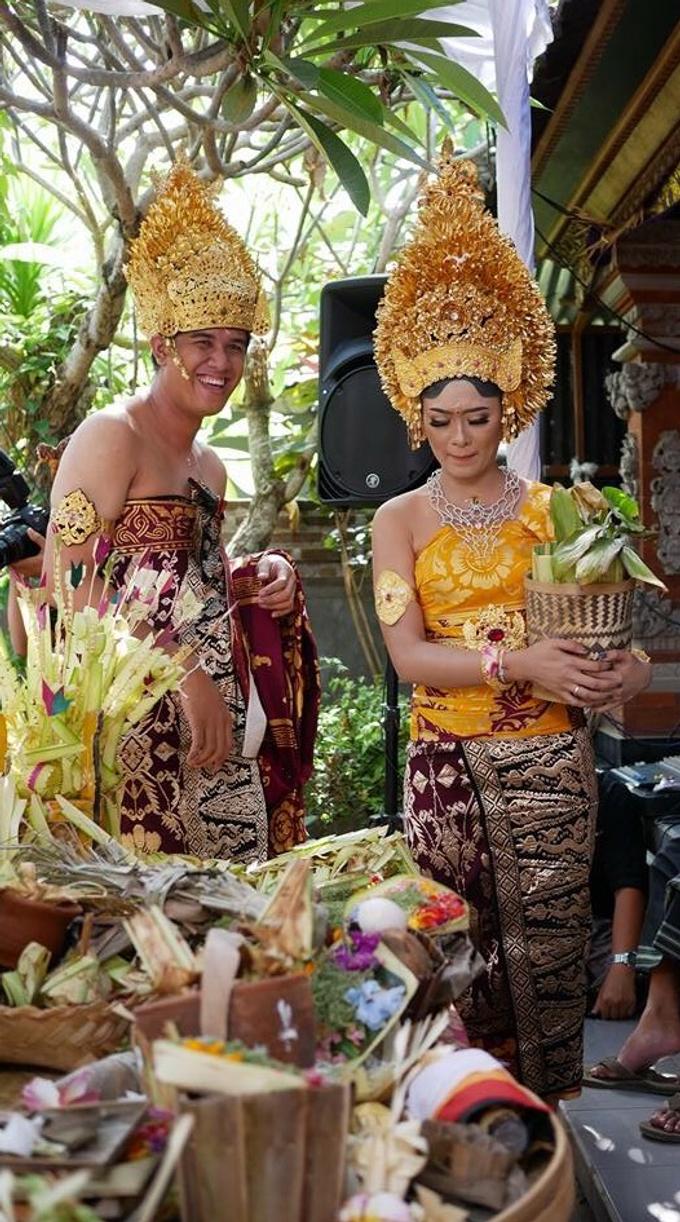 Bespoke necklace for Dayu Manik by Cahya Dewi Bali - 001