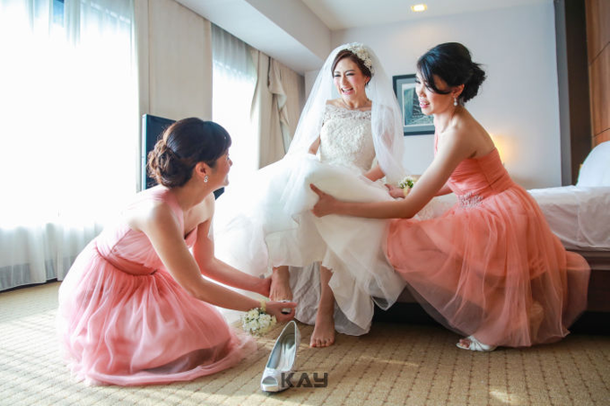 Wedding Alex & Shelvy - Mercantile Jakarta by MARK & CO - 006