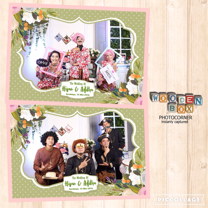 From The Wedding of Hisan & Aditha by Woodenbox Photocorner - 003