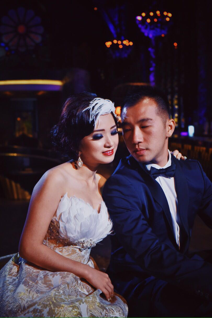 Prewedding of Erwanto & Silvy by Amanda Makeup Artist - 001