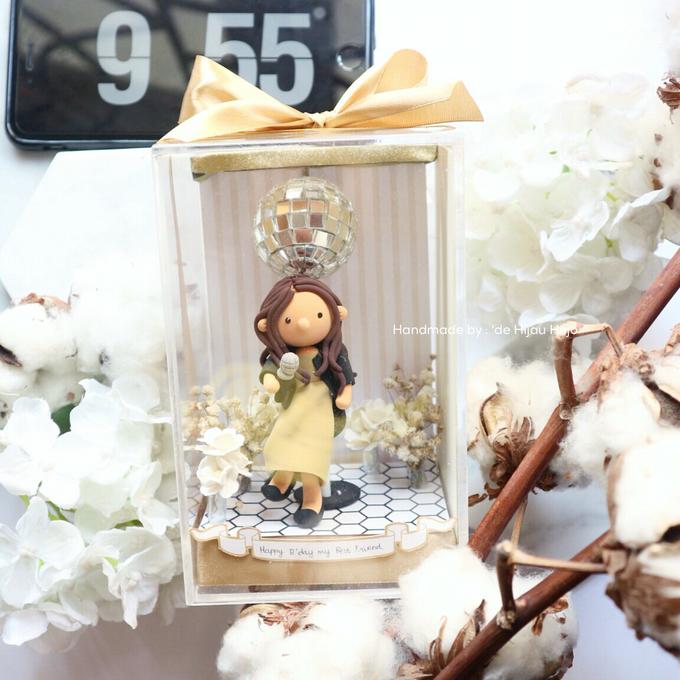 Birthday gift idea (single miniature in a box) by de hijau hejo - 007