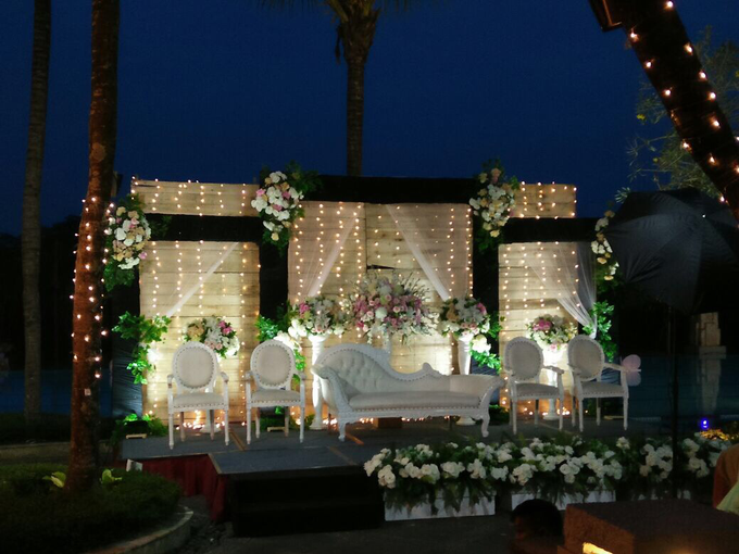 Wedding Decoration by MASON PINE HOTEL - 016