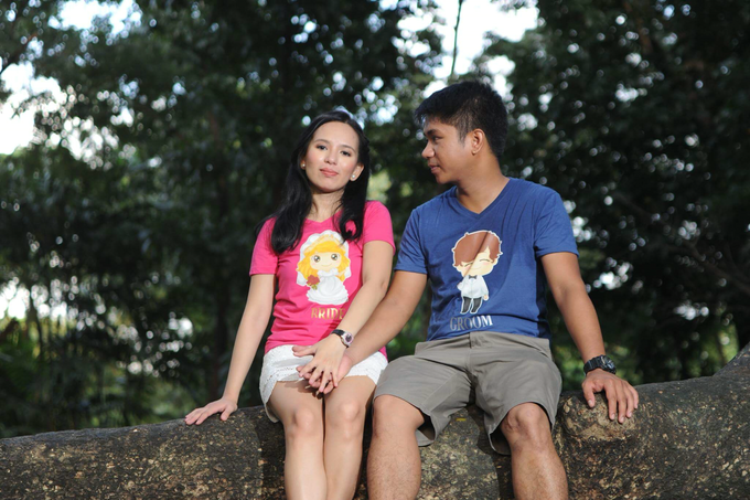 Prenup Shoot with Ms. Princess Bernardo by CDWorx Photography and Videography - 005