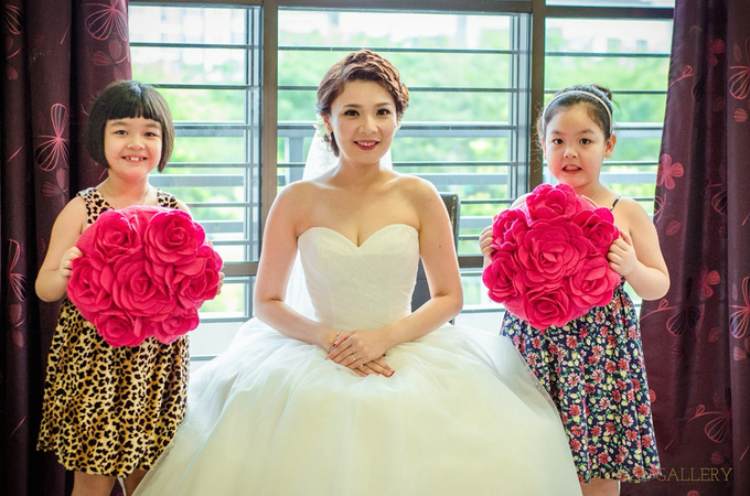 Kah Pei & Sook Kwan Wedding Ceremony by Jamaze Gallery - 004