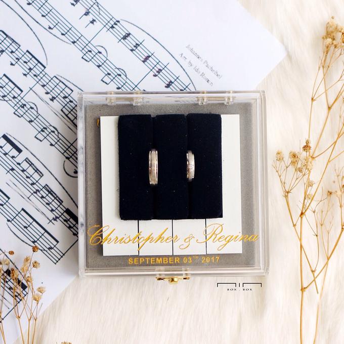 Wedding Ring Box (Piano Theme) by NINbox.box - 004