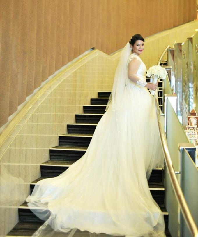 PLUS SIZE WEDDING DRESS by TS BRIDAL BALI - 004