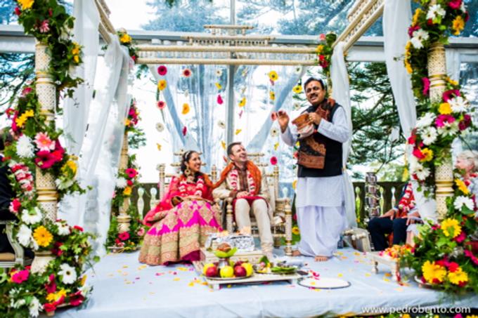 Indian Wedding by My Fancy Wedding - 014
