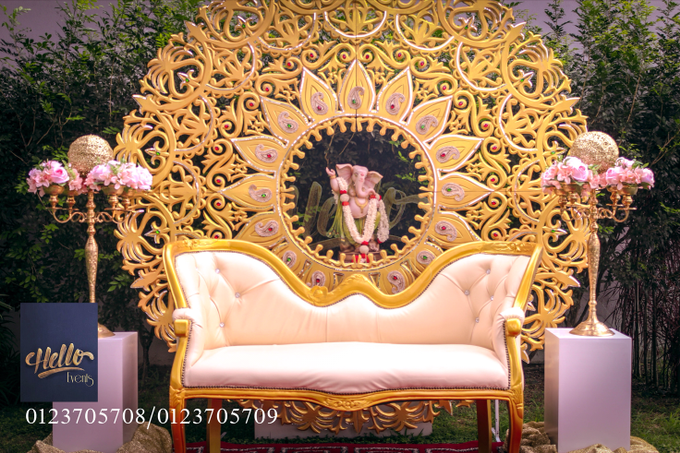 Sanusha weds Arvind  by Helloeventsmy - 004