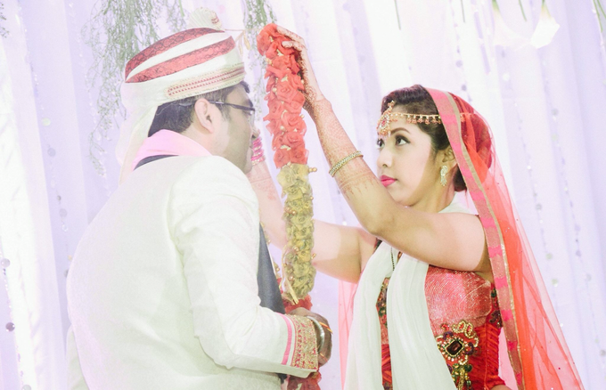 Poonam and jiten wedding