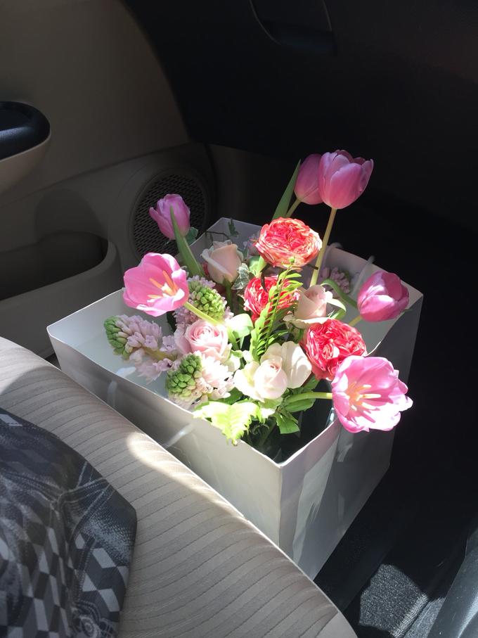 Floral Journal  by D'Alexandra Flowers - 035