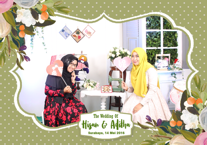From The Wedding of Hisan & Aditha by Woodenbox Photocorner - 007