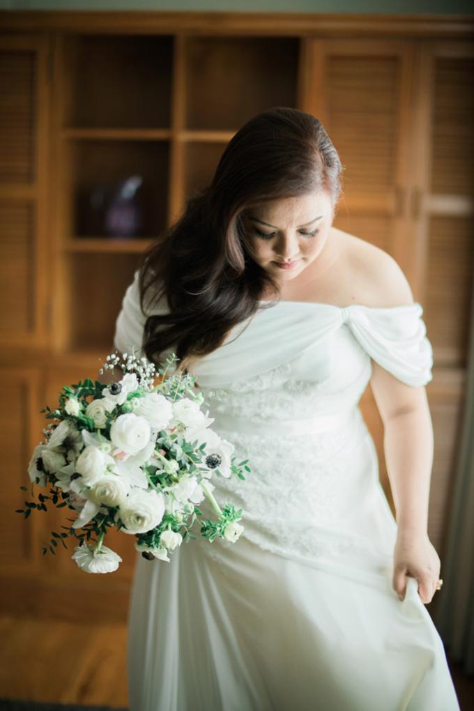 David & Amora wedding by TS BRIDAL BALI - 001