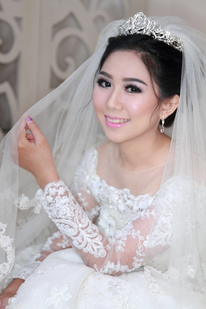 Selvie dan Wilson, trial wedding makeup by Magdalena Young Bridal - 005