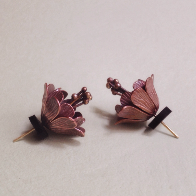 Earrings by LITANY - 009