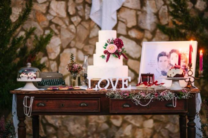 Rustic Wedding by My Fancy Wedding - 007