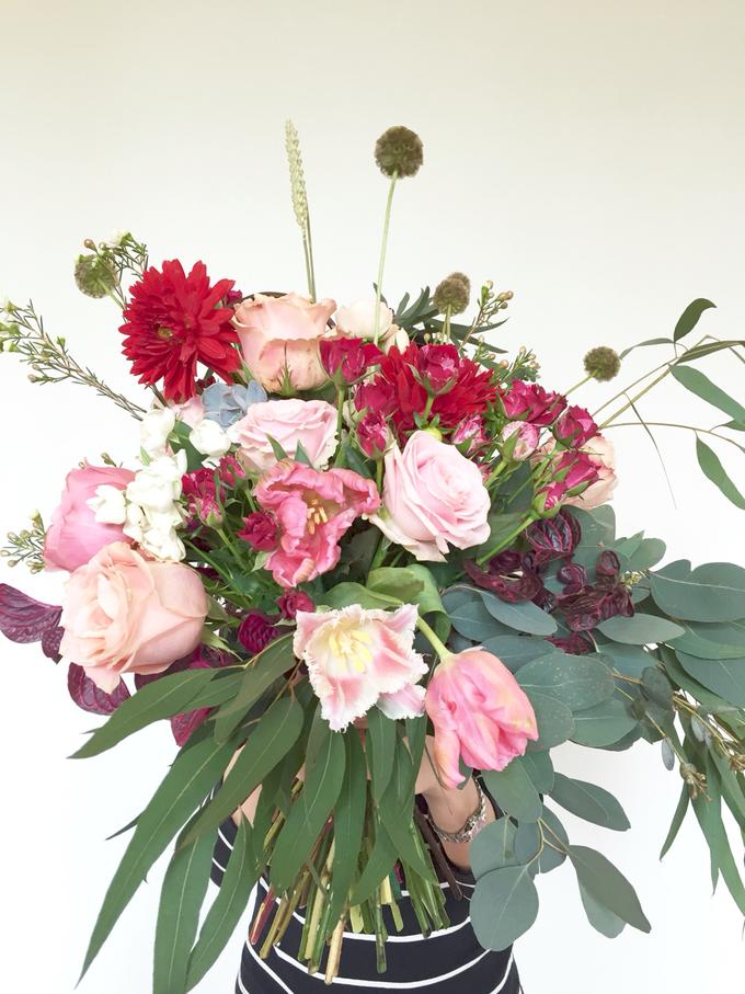 Bridal Series by D'Alexandra Flowers - 016