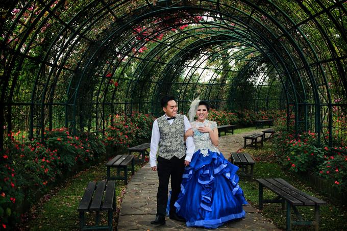 Prewedding Photos of Chinmi & Gloria by Magdalena Young Bridal - 004