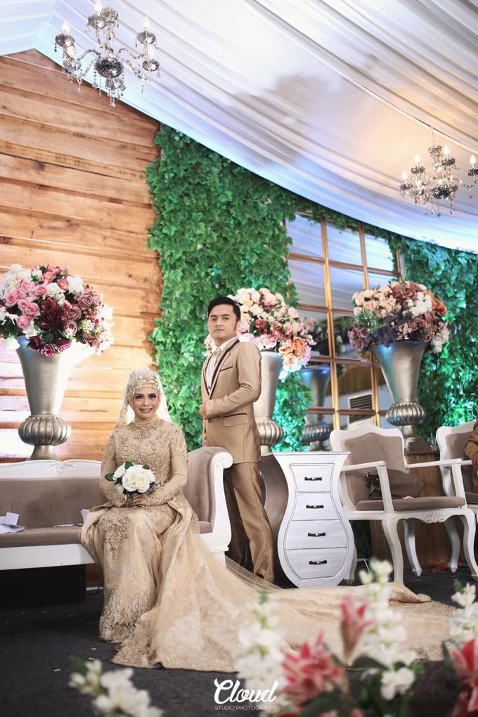 The Wedding of Tryssya + Luthfi by Cloud Studio - 002