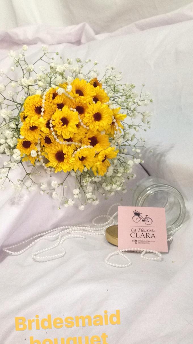 wedding Bouquet by La Fleuriste Clara - 006