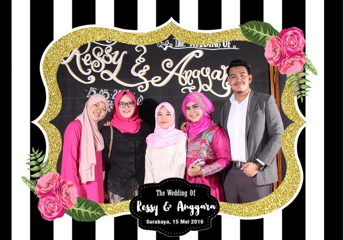 The Wedding of Ressy & Anggara by Woodenbox Photocorner - 003