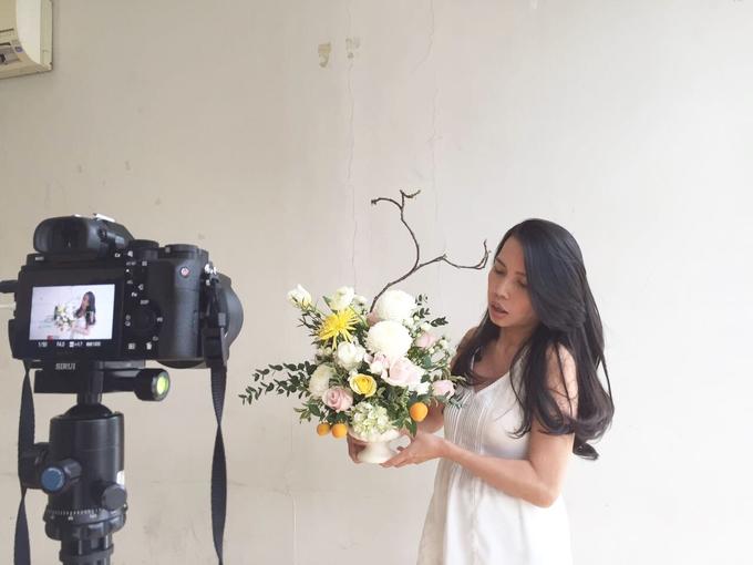 Floral Journal  by D'Alexandra Flowers - 041