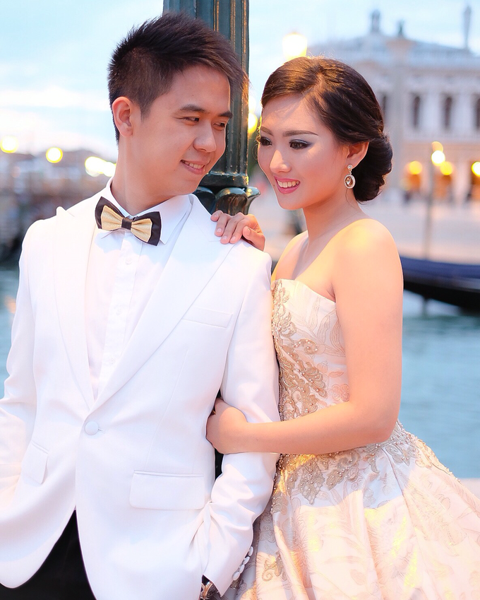 Prewedding Photoshoot by Fedya Make Up Artist - 001