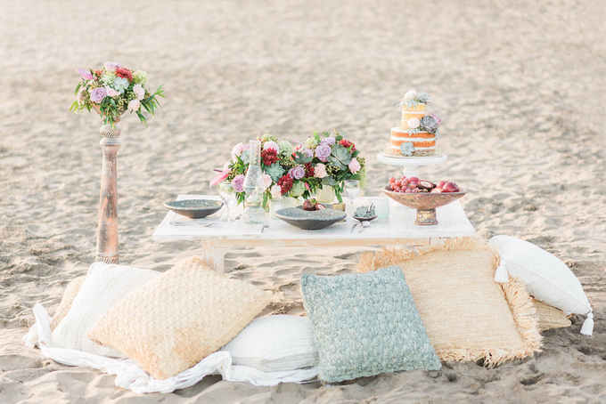 Styled shoot on the beaches of Canggu by Butter Bali - 006