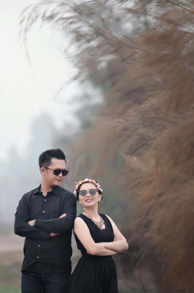 Story of Prewedding : Nova & Alvi by glamour photography - 003