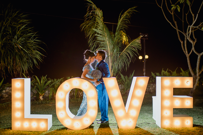 Wedding michael & natalia by Project Art Bali - 002