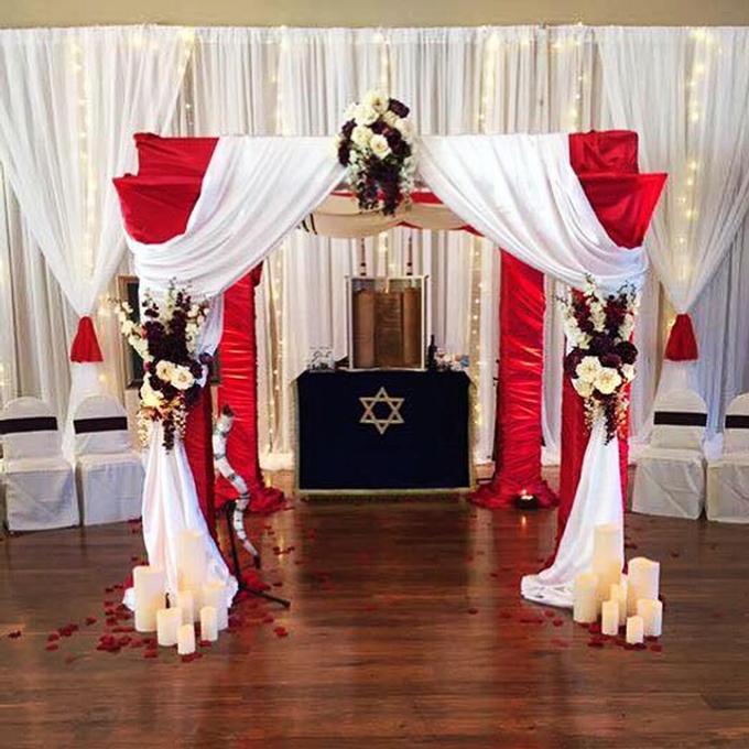 Romantic Jewish Wedding  by Always Adore - 001