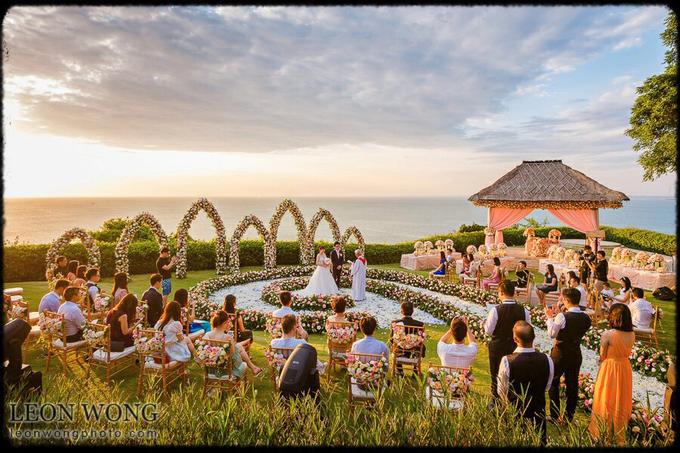 Ayana Villa Bali Wedding By Bali Wedding Decoration Bridestory Com