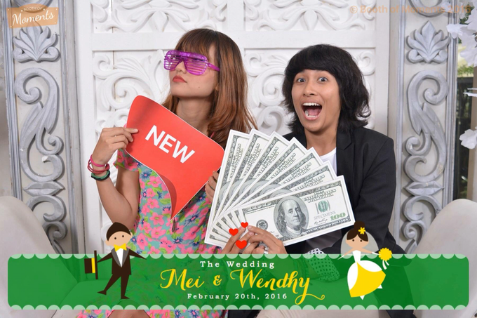 Mei & Wendhy Wedding by Booth of Moments - 004