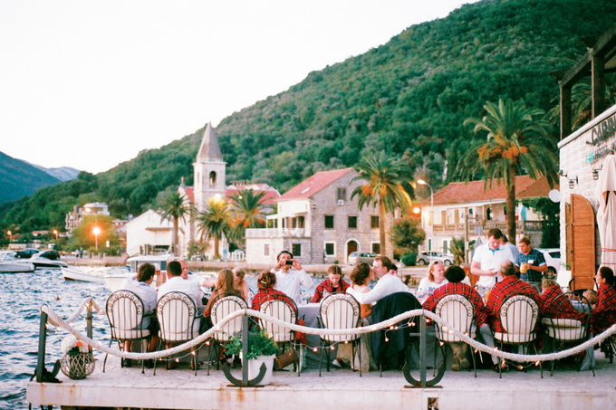 Wedding in sea by Marry Me agency - 034