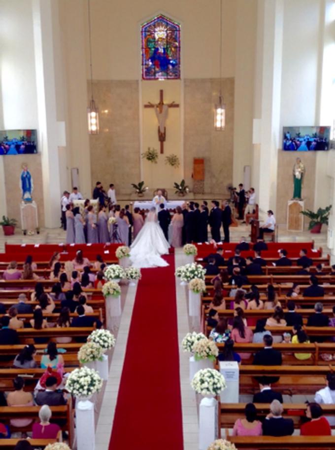 Ceremony: Panganiban-Diaz Nuptials by Perfect Fourth - 001