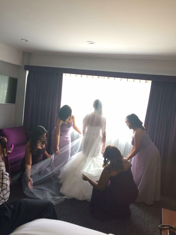Brides by Carlina Makeup Studio - 005