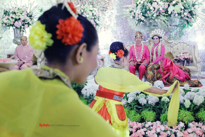 Tanti & arif wedding day  by HEAVEN ENTERTAINMENT - 002