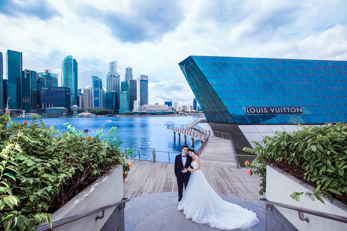Mr&Mrs Chuang Pre wedding  by Cocoon makeup and hair - 003