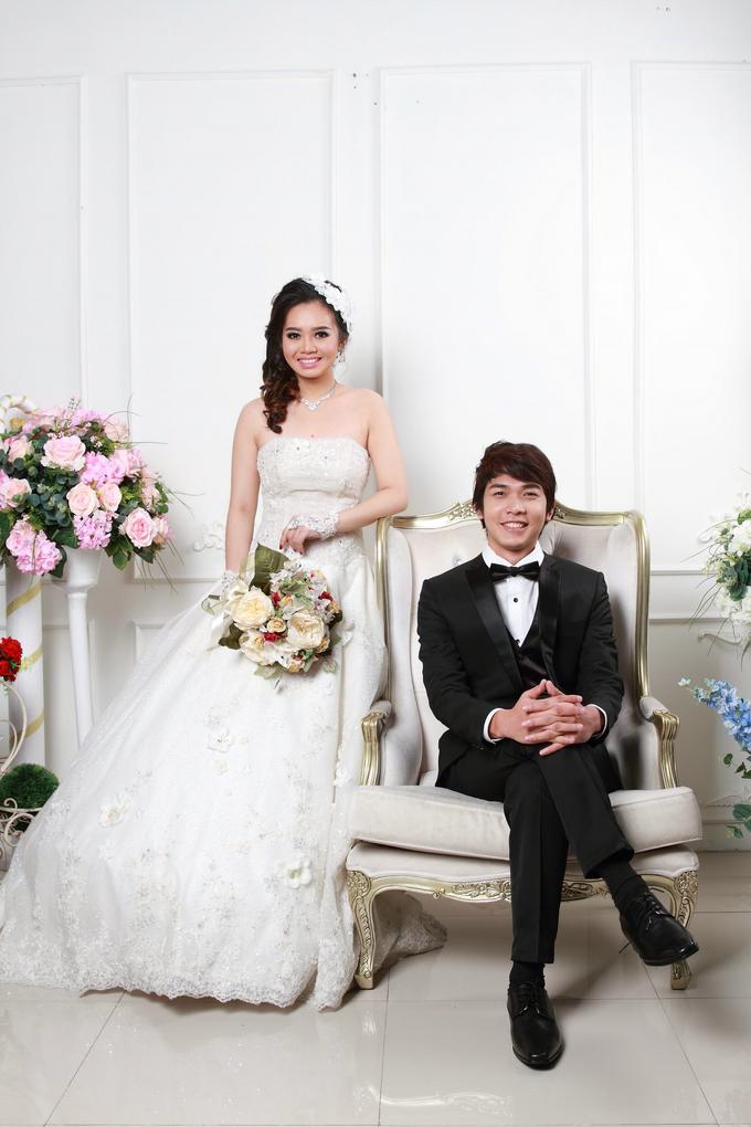 Prewedding Fredy & Mica by Magdalena Young Bridal - 007