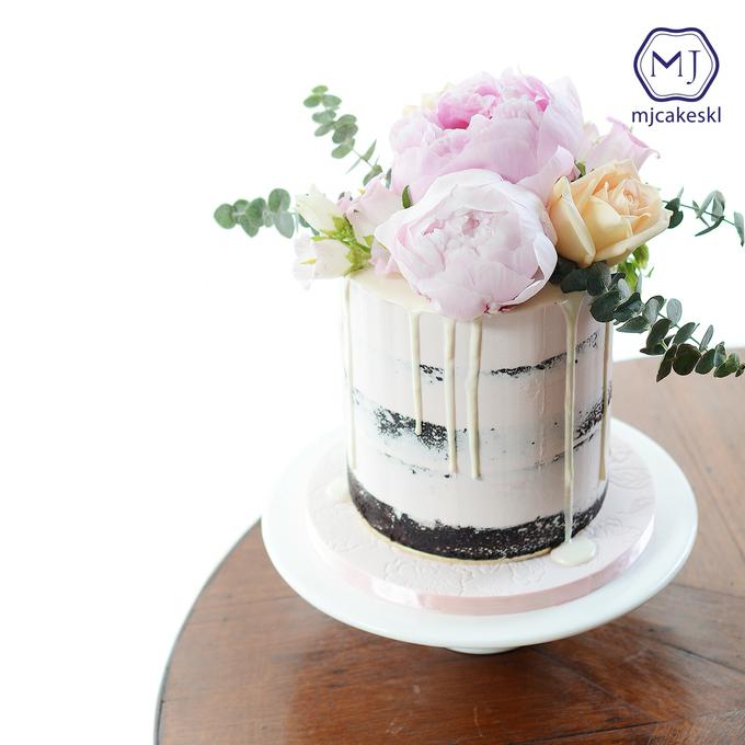 Wedding cakes by MJCakesKL - 006