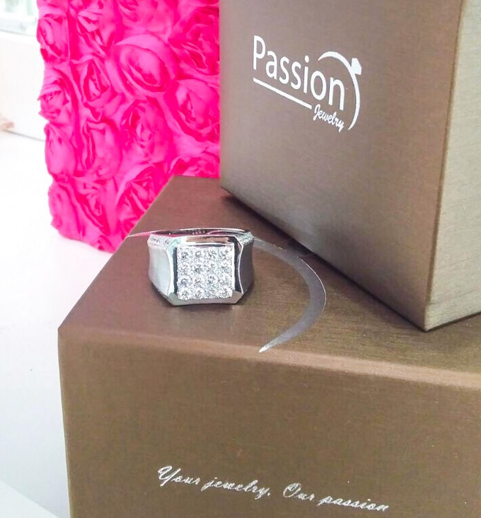 Men's Ring by Passion Jewelry - 005
