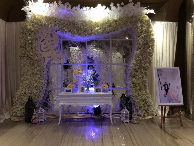 Wedding at City Grand Ballroom Hotel Grand Mercure Jakarta Harmoni by GRAND MERCURE Jakarta Harmoni - 013