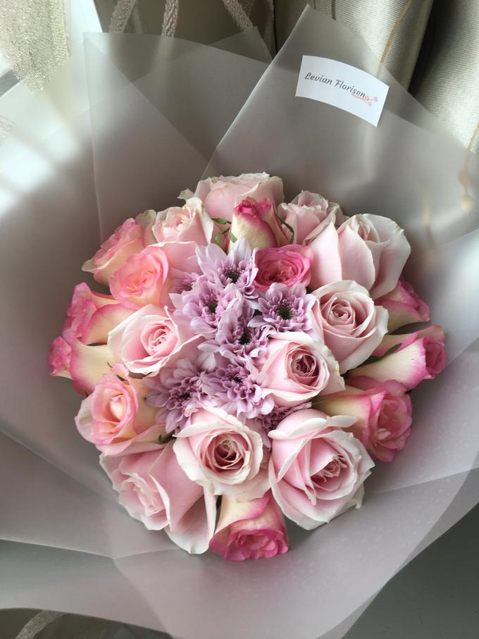 Unicorn Theme Bouquet  by Levian Florisen - 013