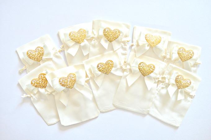 Wedding favor bags by Jasmine wedding prints - 005