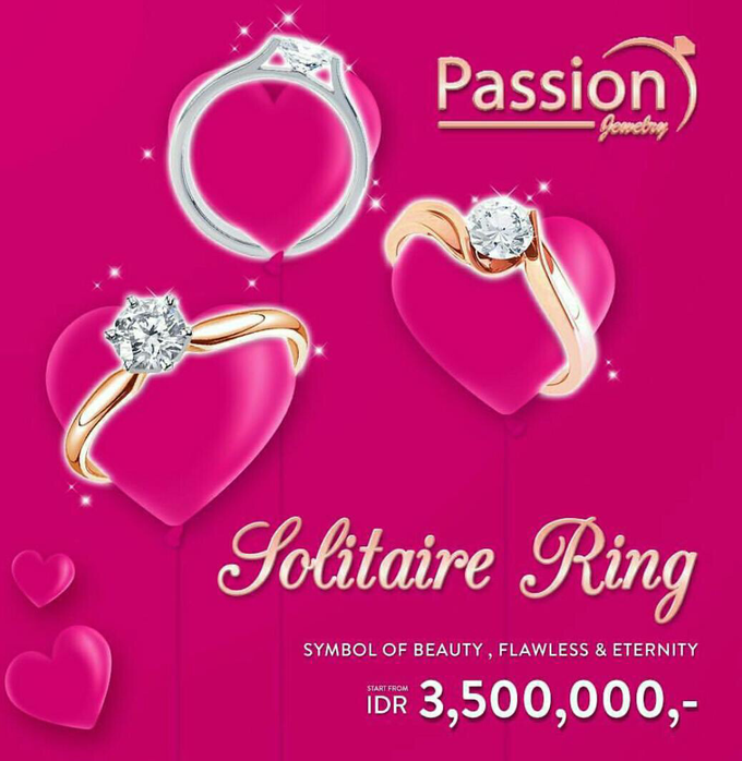 Diamond for life diamond for love by Passion Jewelry - 010