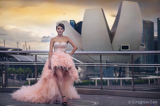 Paris Anna Pre-Wedding Shoot by Stephy Ng Makeup and Hair - 009